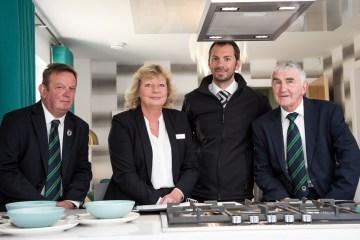 Cala Homes team image for Scottish PR agency Holyrood PR