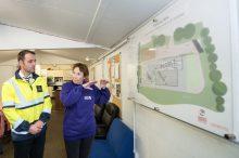 Ravelrig RDA grant by CALA Homes, communicated by PR agency Edinburgh