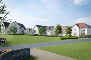 Ravelrig Heights, Balerno, Edinburgh launched by CALA Homes Scotland told by Scottish PR agency