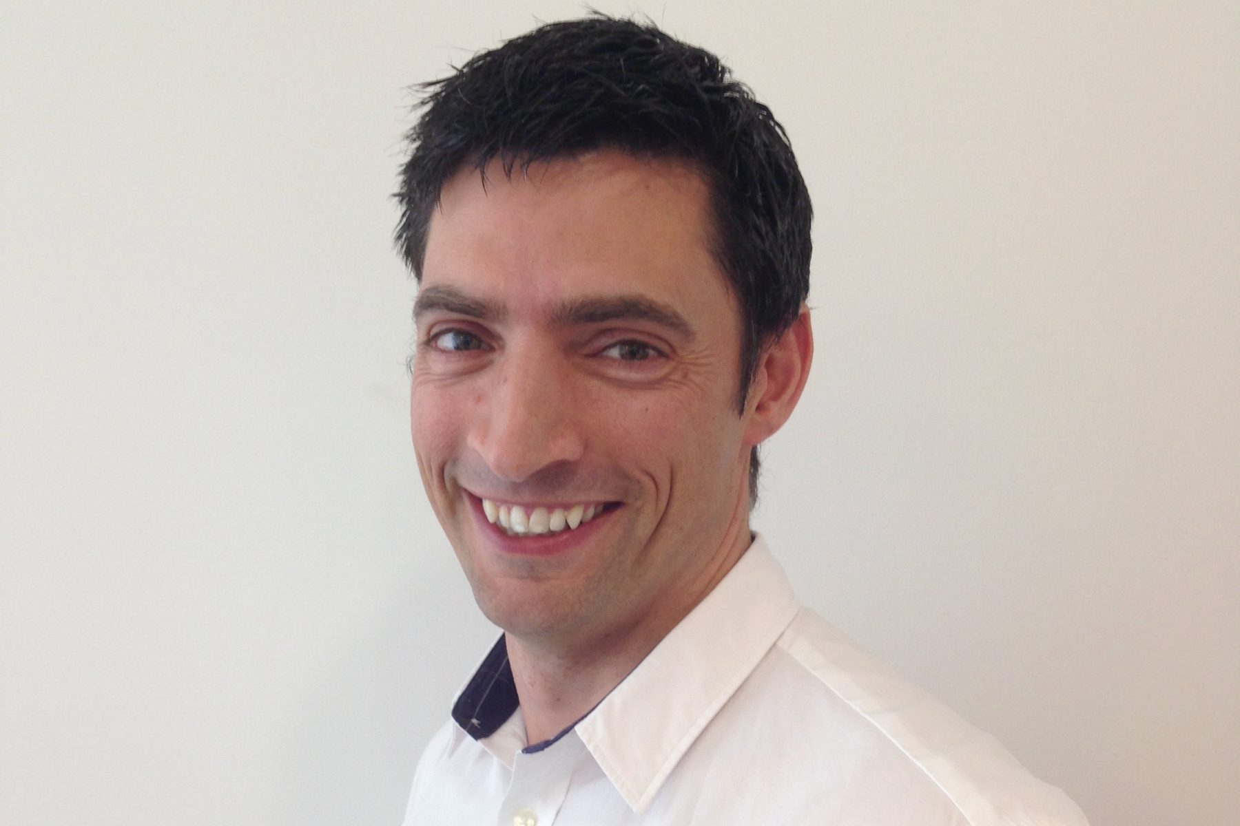Tech PR photo of Martin Beaton, who works with Scottish Business Resilience Centre (SBRC)