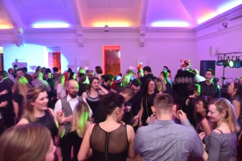 RCSEd Christmas Party PR support in Edinburgh