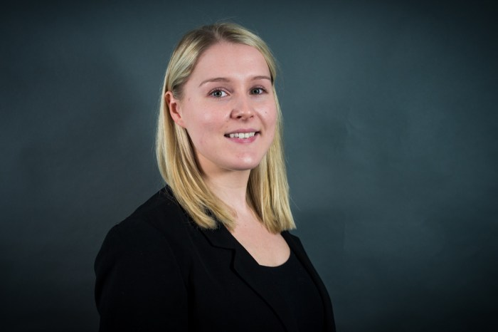 Katie Hogg is part of the PR team at Holyrood PR in Scotland
