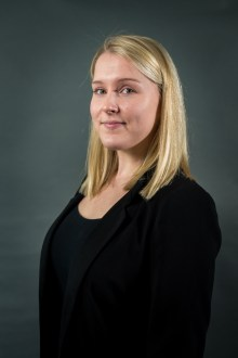 Katie Hogg, part of the award-winning Holyrood PR team