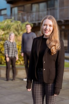 Promotions and New People at Edinburgh PR agency