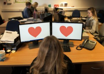 Scottish PR agency wants you to fall in love with your job