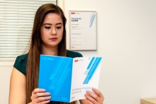 Melissa, staff at Scottish PR agency, Holyrood PR and her CPD certificate