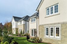 Chapel Lawns, Roslin Property PR for CALA Homes