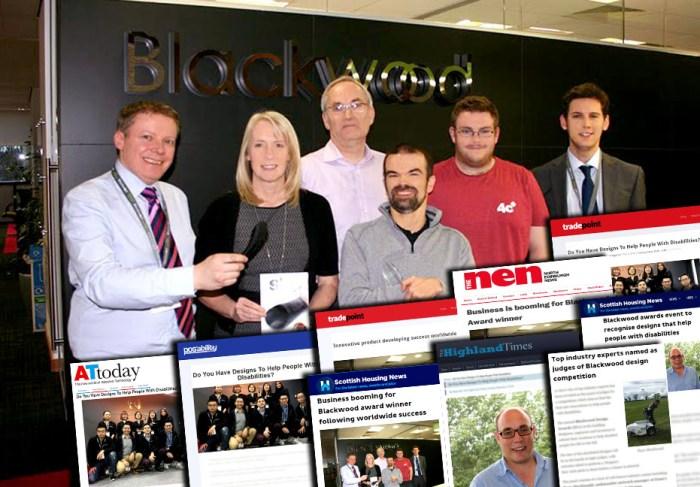 PR Success helps to share story of Blackwood Design Awards