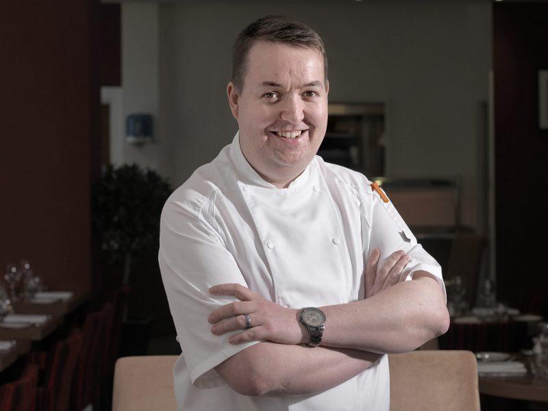 Alan Dickson RCSEd food and drink PR