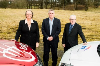 Eagle Couriers THS takeover Scottish B2B PR experts