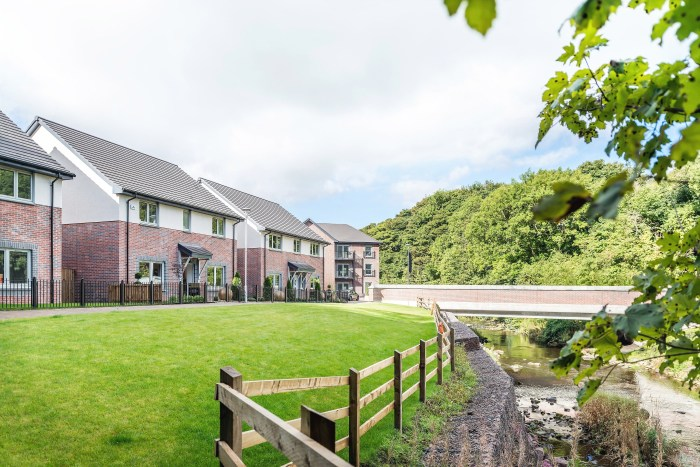 Kinleith Mill CALA Homes development Edinburgh Property PR