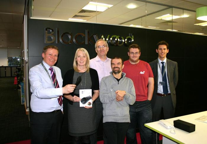 Tech PR success helps share story of Blackwood Awards