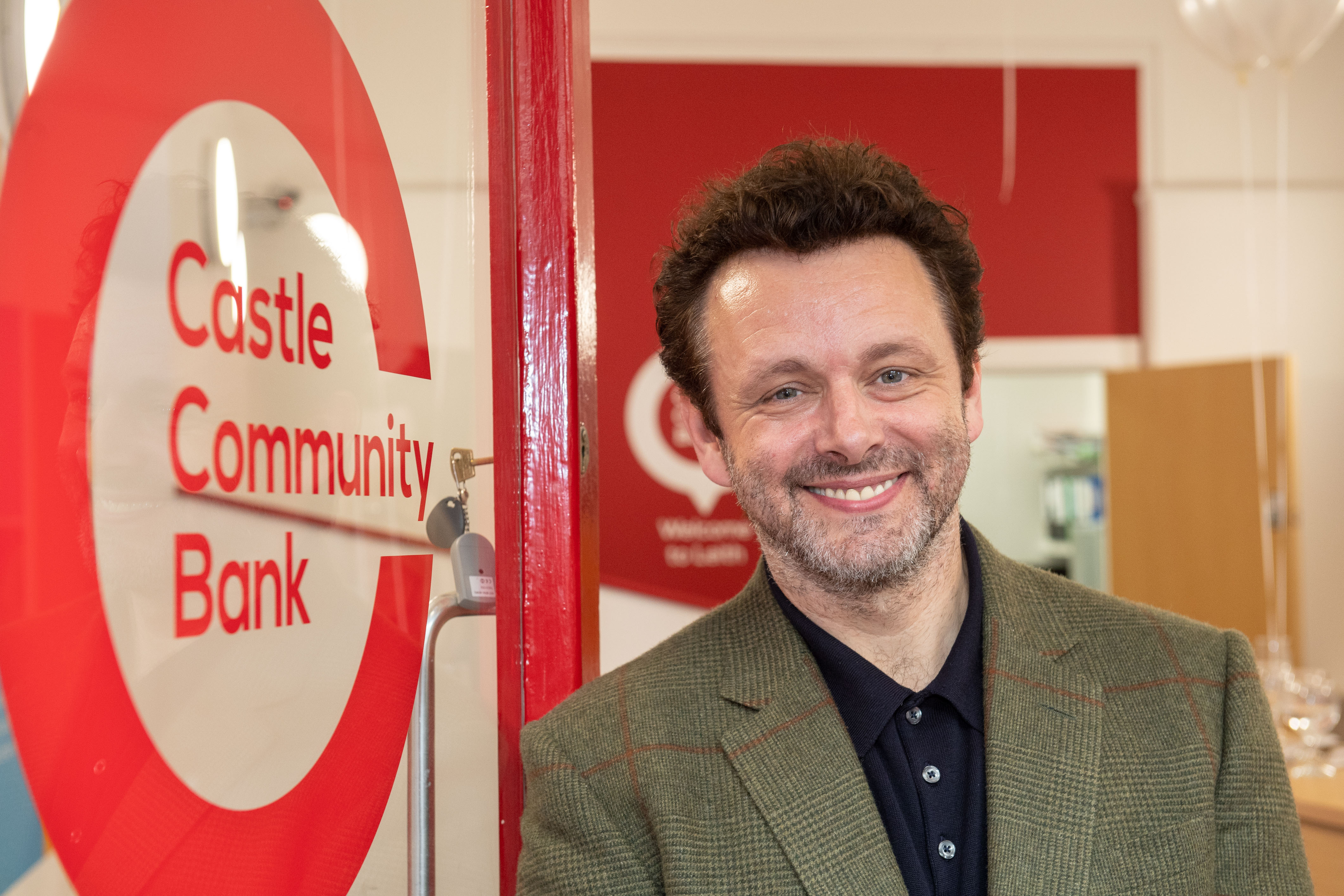 www.iangeorgesonphotography.co.uk Pictured Michael Sheen MOVIE star and social campaigner Michael Sheen is to open a new branch of a community bank in Edinburgh. The star – known for his roles in the Twilight series and as legendary football manager Brian Clough in The Damned United – is on a mission to expose the horrors of high-cost credit and lending. Now he has cleared time in his packed schedule to make an appearance in Leith to help promote the work of Castle Community Bank by officially opening its new branch in Great Junction Street. He will be joined by Angela Constance, Cabinet Secretary for Communities, Social Security and Equalities – as well as guest list including politicians and leading business figures. PR agency in Edinburgh