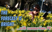 Award-winning PR agency explains why summer can be the best month for PR success
