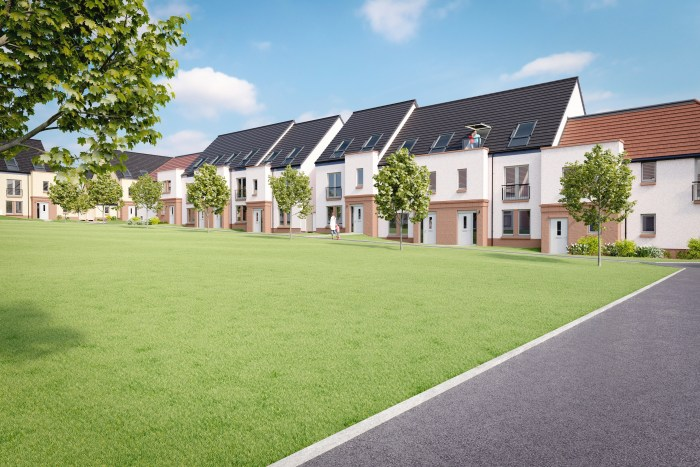 Property PR promotes new CALA showhomes at Marine Rise