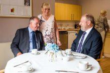 Care PR success as Bield sells care home