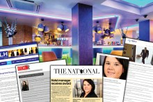 Scottish PR agency helps generate coverage for boss' award win