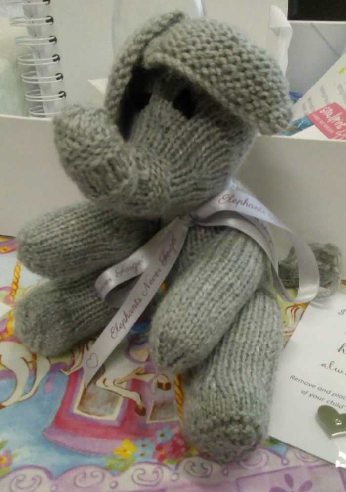 Children's Charity Say Thanks After Being Inundated with Knitted