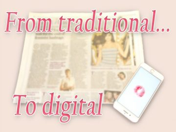 Digital PR agency shares traditional to digital success story