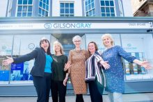 Gilson Gray North Berwick