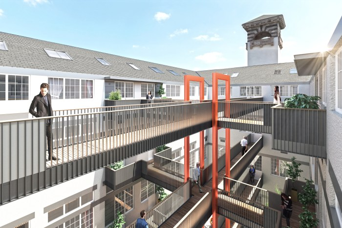 Historic School to be Revitalised with Adjusted CALA Plans   Property PR