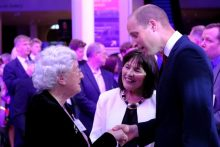 East Lothian Nurse Celebrates NHS Milestone with Royalty