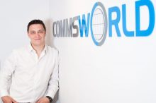 Charlie Boisseau, Chief Technology Officer at Commsworld comments on the new partnership with Sky | Tech PR