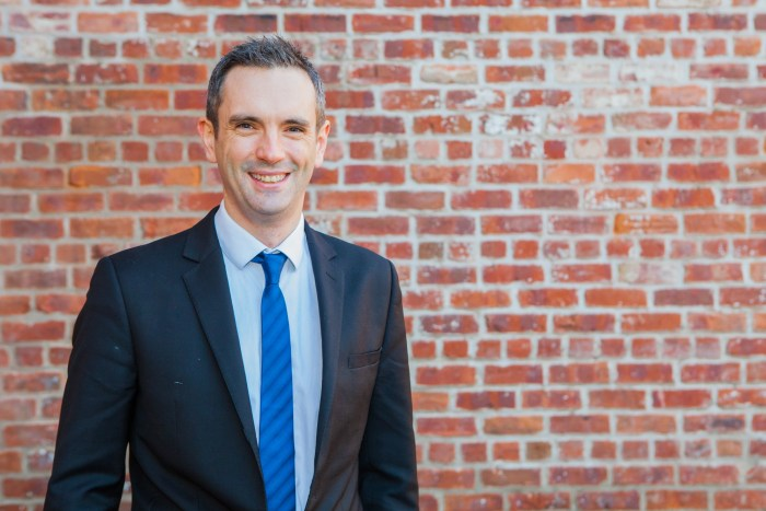 PR photograph of David Marshall, Operations Director at Warners LLP | PR Scotland