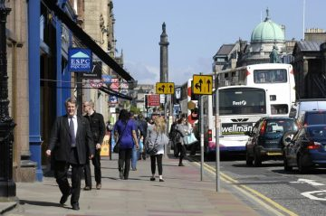 Edinburgh PR agency shares story of harmful effects of air pollution