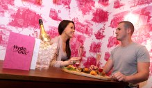 Diners enjoying food and drink captured in PR photos from pubic relations agency Holyrood PR in Edinburgh