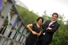 Hyde Out's young entrepreneurs in pub and restaurant PR