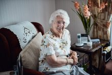 103-Year-Old Jean Wouldn't Change a Thing - Charity PR
