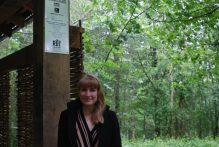 Renewables PR photograph of Maya Hernes, Project Coordinator at Banks Group