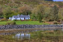 North Lodge in Tarbert being sold by Ingram with help from a public relations agency