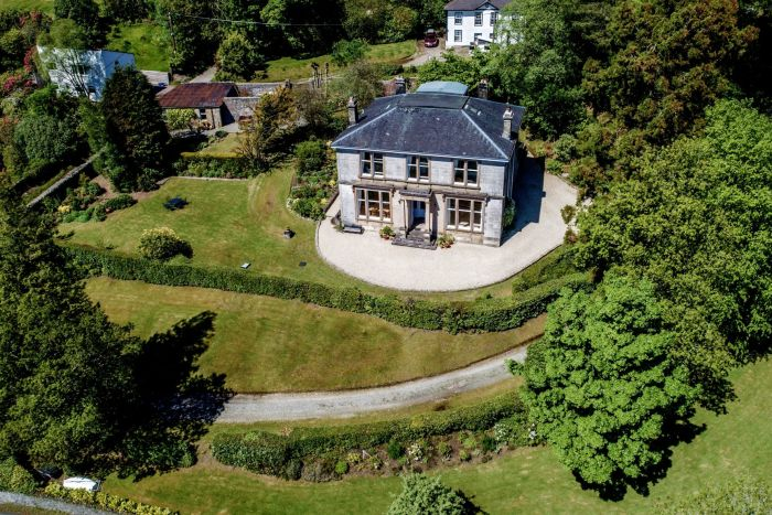 A STONE-BUILT Victorian villa with panoramic views over one of Scotland's most stunning areas of coastal scenery has been put up for sale- Property PR