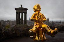 Edinburgh PR agency brings success for ECHC Oor Wullie BIG Bucket trail