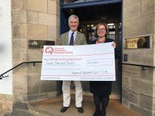 Charity PR shares story of Gullane fundraiser