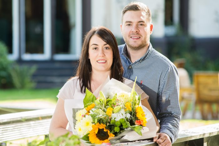 Hotel PR helps announce couple's free wedding success