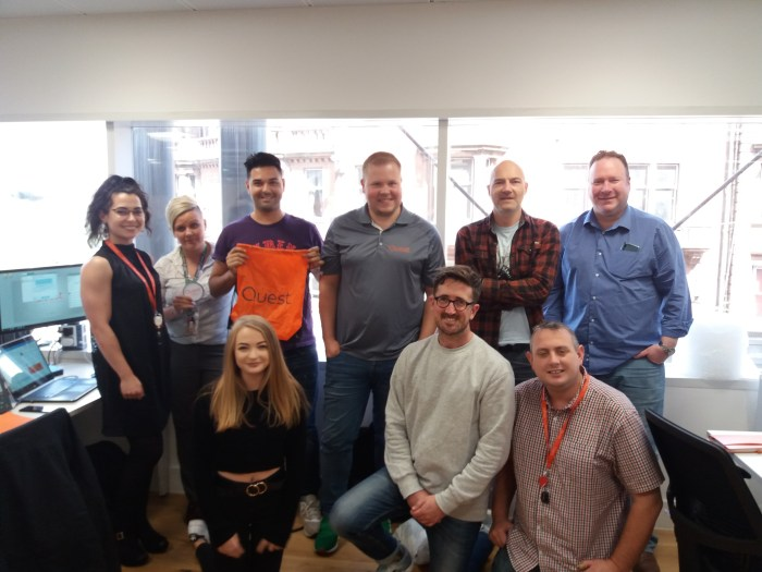 Charity PR Quest to Reduce Loneliness in Glasgow