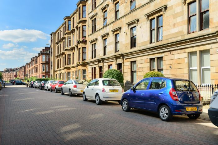 Thanks to the help of Property PR, Warners has shared the news that Edinburgh's buyers are still being haunted by high premiums
