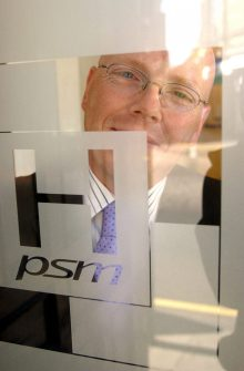 Gary Middlemass of PSM Law Group in legal PR photo