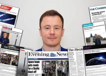 A host of media coverage brings Skyrora tech PR success