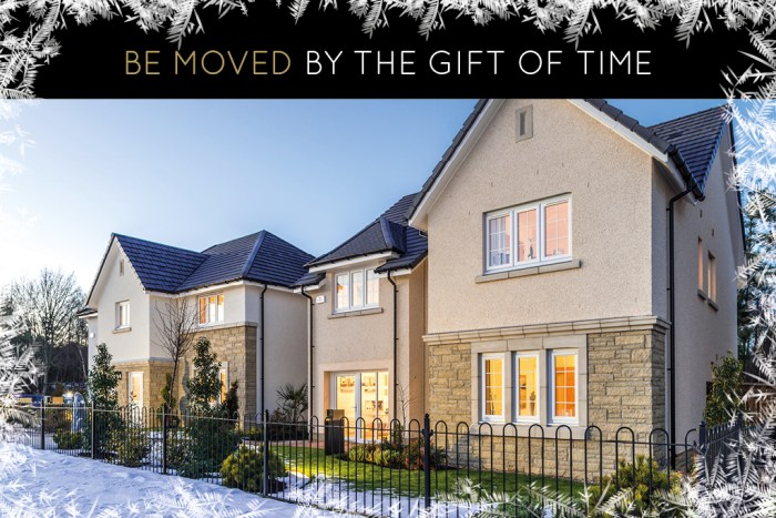 Property PR The Gift of Time from CALA Homes (East)