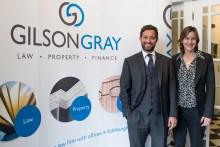 Legal PR for Gilson Gray event featuring Dame Katherine Grainger