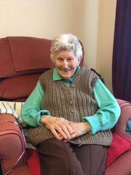 Charity PR Bield's Mary Norris turns 100