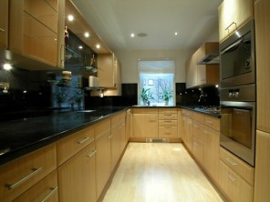Property PR photography of narrow homes in Sciennes, Edinburgh