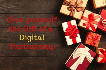 Digital PR Give yourself the Gift of a Digital Partnership