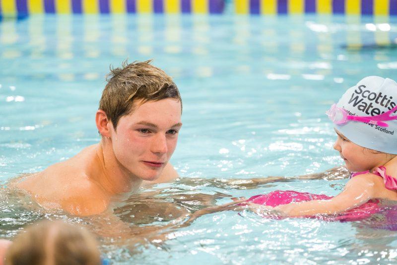 Scottish_Water_Learn_To_Swim PR in Scotland