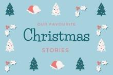 Digital PR image to accompany a blog post on Edinburgh PR agency's favourite Christmas stories