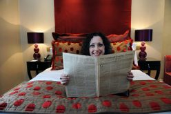 250-year-old newspaper returns to hotel now on site of publisher - hotel PR for Fraser Suites